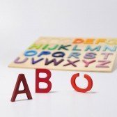 Puzzle Alphabet grandes lettres de Grimm's