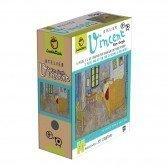 Puzzle et kit créatif Atelier Vincent Van Gogh - 224 pièces