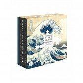 Puzzle La Vague - Hokusai - 1000 pièces