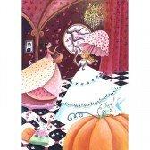 Puzzle en bois Les princesses 24 pcs