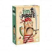 Puzzle 100 pièces Je suis un Pirate