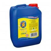 Recharge 2,5 litres bulles de savon Pustefix