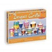 Kit de créations - Bougies Cristal