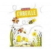 Livre - Suis du doigt l'abeille - 3 ans