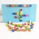Tableau de jeu magnétique Alphabet - Fabricant Tchèque