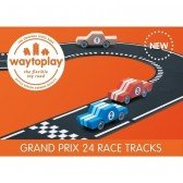 Circuit de voitures WayToPlay Grand Prix Circuit - 24 pcs