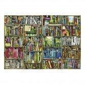 Puzzle en bois 250 pièces - La Bibliothèque