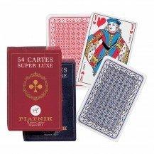 Jeu de 54 cartes à jouer - Piatnik