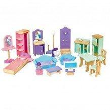 Accessoires pour maison de poupée type Barbie - JB Bois