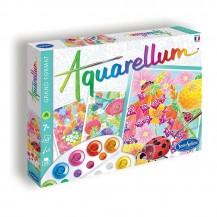 Aquarellum - Dans les Fleurs - Sentosphère