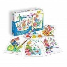 Aquarellum Junior - Lutins - Sentosphère
