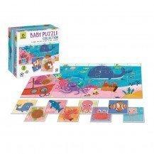 Puzzle La Mer - 2 ans - 32 pièces - Ludattica