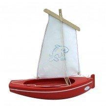 Thonier rouge 26 cm - Bateaux Tirot