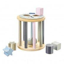 Boîte à formes Rouleau étoilé - Selecta