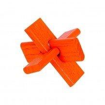 Casse-tête Croix orange - Fabricant Allemand