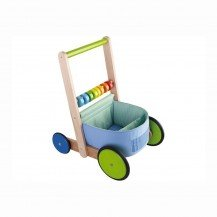 Chariot de marche Color Fun - Haba