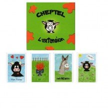 Cheptel l'extension - Editions Sandra Moreira