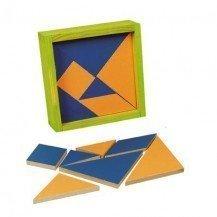 Coffret 4 tangrams - JB Bois