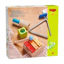 Coffret musical - 4 Instruments - Haba