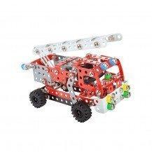 Jeu de construction - Camion de Pompiers 314 pièces - Alexander Toys