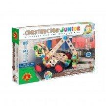 Jeu de construction Junior  3x1- Chariot élévateur 88 pièces - Alexander Toys