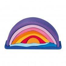 Coucher de soleil violet 10 pièces - NIC TOYS