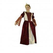 Déguisement Princesse Médiévale - Le Panache Blanc