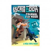 Escape Book - Journal d'un Noob - 404 Éditions