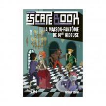 Escape Book - La maison Fantôme de Mme Hideuse - 404 Editions