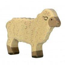 Mouton blanc - Holztiger