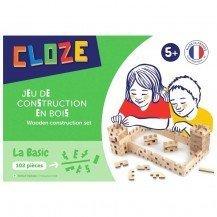 Jeu de construction Cloze Basic 102 pièces - Cloze