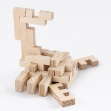 Kit créatif Cloze construction Scorpion - Cloze