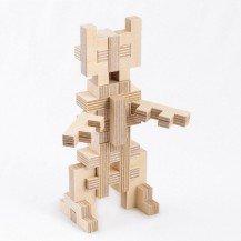 Kit créatif Cloze construction Robot - Cloze