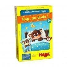 Jeu coopératif - Mémory - Hop au dodo - Haba