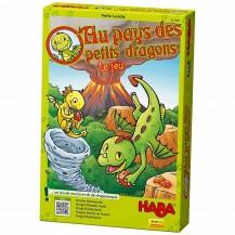 Au pays des petits dragons - Jeu de collecte - Haba
