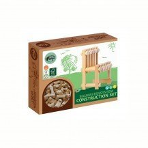Jeu de construction Chaise en bois - Varis Toys