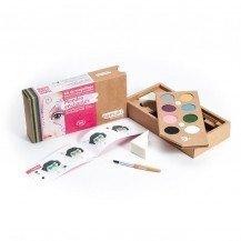 Kit de maquillage 8 couleurs Mondes enchantés