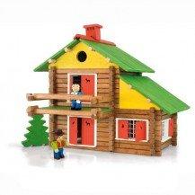 Maison forestière 175 pièces - Jeujura