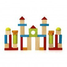 Blocs de construction 40 pcs - Jeujura
