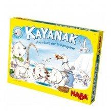 Kayanak aventure sur la banquise - Haba