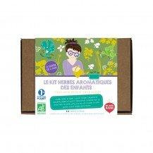 Kit Herbes Aromatiques BIO - Les Petits Radis