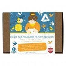 Kit de fabrication de mangeoire pour oiseaux - Les Petits Radis