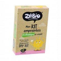 Kit empreintes écologique - Zébio