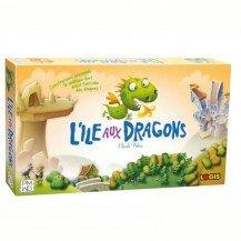 L'ile aux Dragons - Jeu de coopération - Logis
