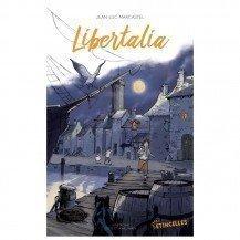 Livre Libertalia - GulfStream Éditeur