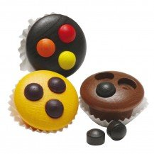 Lot de 3 Muffins - Fabricant allemand