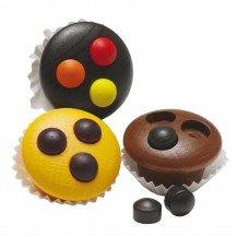 Lot de 3 Muffins - Fabricant allemand
