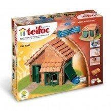 Maison avec tuiles - 200 pièces - Teifoc