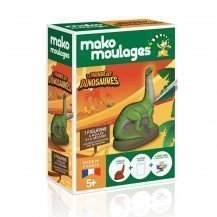 Kit Mako Moulages Dinosaure - Diplodocus