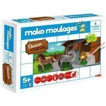 Kit Mako moulages Passion Cheval - Mako Moulage